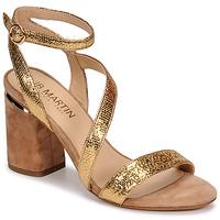 Παπούτσια Γυναίκα Σανδάλια / Πέδιλα JB Martin KRYSTEN Χρυσο