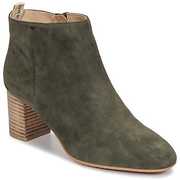 Παπούτσια Γυναίκα Μποτίνια JB Martin ALIZE Olive