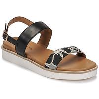 Παπούτσια Γυναίκα Σανδάλια / Πέδιλα JB Martin BENGALI Black