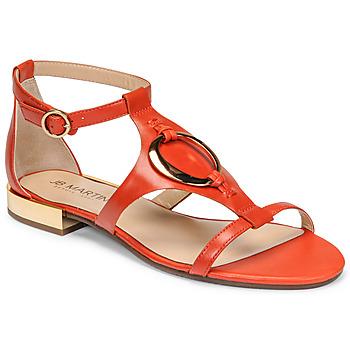 Παπούτσια Γυναίκα Σανδάλια / Πέδιλα JB Martin BOCCIA Papaye