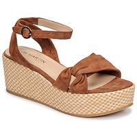 Παπούτσια Γυναίκα Σανδάλια / Πέδιλα JB Martin CAPRI Tan
