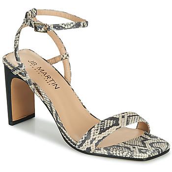 Παπούτσια Γυναίκα Σανδάλια / Πέδιλα JB Martin DITA Black