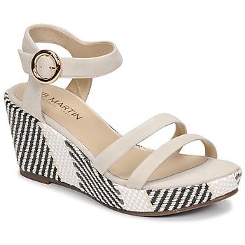 Παπούτσια Γυναίκα Σανδάλια / Πέδιλα JB Martin DORKA E20 Grès