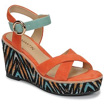 Παπούτσια Γυναίκα Σανδάλια / Πέδιλα JB Martin EMEA Papaye