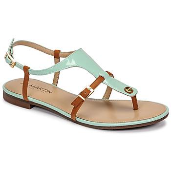 Παπούτσια Γυναίκα Σανδάλια / Πέδιλα JB Martin GAELIA E20 Azur