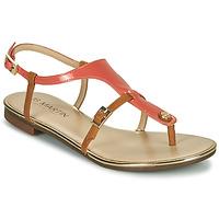 Παπούτσια Γυναίκα Σανδάλια / Πέδιλα JB Martin GAELIA Corail