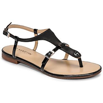 Παπούτσια Γυναίκα Σανδάλια / Πέδιλα JB Martin GAELIA Black