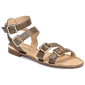 Παπούτσια Γυναίκα Σανδάλια / Πέδιλα JB Martin GAPI Olive