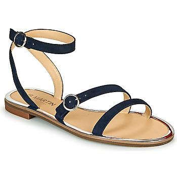 Παπούτσια Γυναίκα Σανδάλια / Πέδιλα JB Martin GILANA Marine