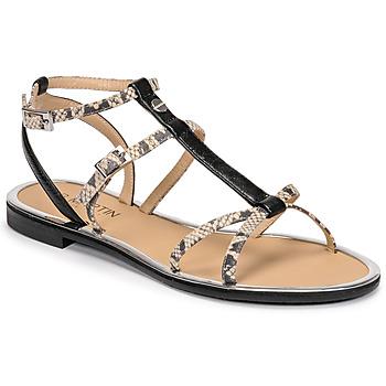 Παπούτσια Γυναίκα Σανδάλια / Πέδιλα JB Martin GRIOTTES Άσπρο