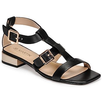 Παπούτσια Γυναίκα Σανδάλια / Πέδιλα JB Martin HARIAE20 Black