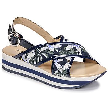Παπούτσια Γυναίκα Σανδάλια / Πέδιλα JB Martin ILANG Marine