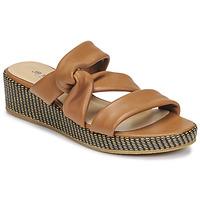 Παπούτσια Γυναίκα Σανδάλια / Πέδιλα JB Martin JAM Tan