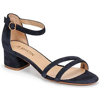 Παπούτσια Γυναίκα Σανδάλια / Πέδιλα JB Martin MACABO Black