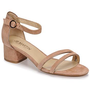Παπούτσια Γυναίκα Σανδάλια / Πέδιλα JB Martin MACABO Fard