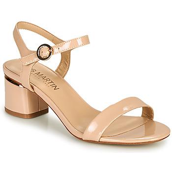 Παπούτσια Γυναίκα Σανδάλια / Πέδιλα JB Martin MALINA Poudré