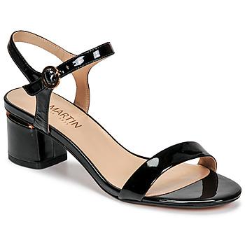 Παπούτσια Γυναίκα Σανδάλια / Πέδιλα JB Martin MALINA E20 Black