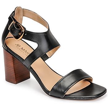 Παπούτσια Γυναίκα Σανδάλια / Πέδιλα JB Martin NAWELI Black