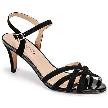 Παπούτσια Γυναίκα Σανδάλια / Πέδιλα JB Martin PIRIA Black