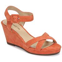 Παπούτσια Γυναίκα Σανδάλια / Πέδιλα JB Martin QUERIDA E20 Papaye