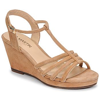 Παπούτσια Γυναίκα Σανδάλια / Πέδιλα JB Martin QUIRA Sahara