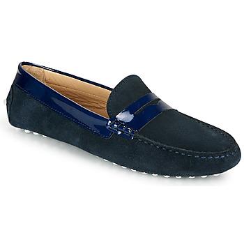 Παπούτσια Γυναίκα Μοκασσίνια JB Martin TABATA Marine