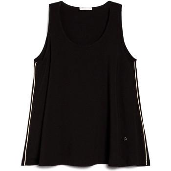 Υφασμάτινα Γυναίκα Μπλούζες NeroGiardini E062790D Μαύρος