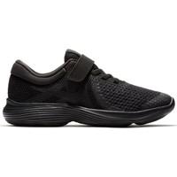 Παπούτσια Παιδί Χαμηλά Sneakers Nike 943305 Μαύρος