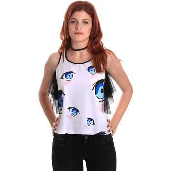 Υφασμάτινα Γυναίκα Μπλούζες Fornarina SE175L26JG0709 λευκό