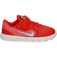 Παπούτσια Παιδί Χαμηλά Sneakers Nike 819418 Πορτοκάλι