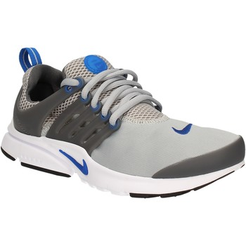 Παπούτσια Παιδί Χαμηλά Sneakers Nike 833875 Γκρί