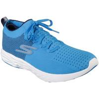 Παπούτσια Άνδρας Sneakers Skechers 55209 Μπλε