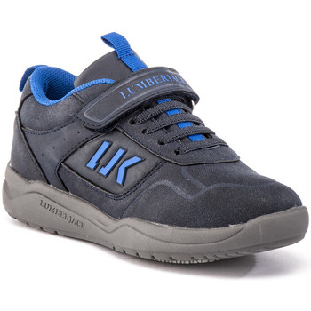 Παπούτσια Παιδί Χαμηλά Sneakers Lumberjack SB30105 005 N32 Μπλε