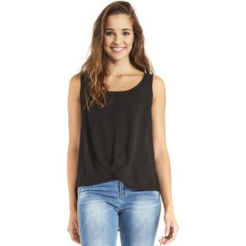 Υφασμάτινα Γυναίκα Μπλούζες Gaudi 911BD45001 Μαύρος