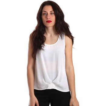 Υφασμάτινα Γυναίκα Μπλούζες Gaudi 911BD45001 λευκό