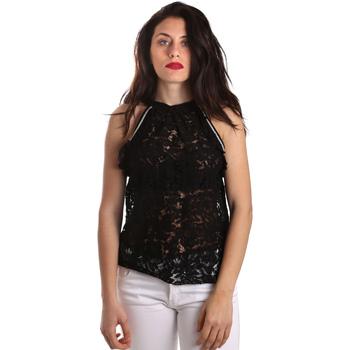 Υφασμάτινα Γυναίκα Μπλούζες Gaudi 911BD45026 Μαύρος