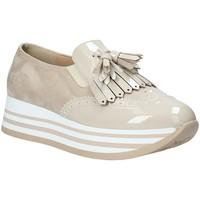 Παπούτσια Γυναίκα Slip on Grace Shoes MAR016 Μπεζ