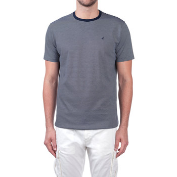 Υφασμάτινα Άνδρας T-shirt με κοντά μανίκια Navigare NV70031 Μπλε