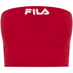 Υφασμάτινα Γυναίκα Μπλούζες Fila 687607 το κόκκινο
