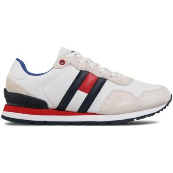 Παπούτσια Άνδρας Sneakers Tommy Hilfiger EM0EM00492 λευκό