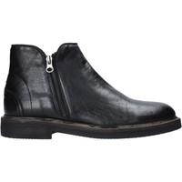 Παπούτσια Άνδρας Μπότες Exton 851 Μαύρος