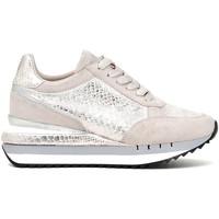 Παπούτσια Γυναίκα Χαμηλά Sneakers Café Noir DN626 λευκό