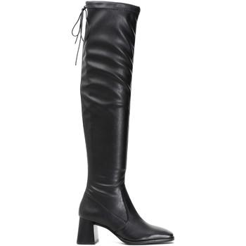 Παπούτσια Γυναίκα Ψηλές μπότες Café Noir LD914 Μαύρος