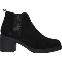 Παπούτσια Γυναίκα Μπότες IgI&CO 6152311 Μαύρος