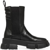 Παπούτσια Γυναίκα Μπότες Steve Madden SMSTRANSAM-BLK Μαύρος