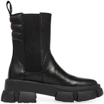 Μπότες Steve Madden SMSTRANSAM-BLK