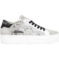 Παπούτσια Γυναίκα Χαμηλά Sneakers Café Noir DF822 λευκό