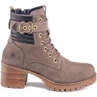 Παπούτσια Γυναίκα Μποτίνια Lumberjack SW68501 003 D01 Μπεζ