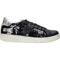 Παπούτσια Γυναίκα Χαμηλά Sneakers Lotto 215168 Μαύρος