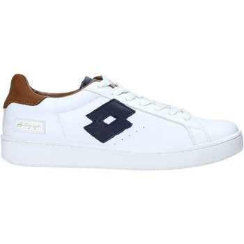 Παπούτσια Άνδρας Χαμηλά Sneakers Lotto 215171 λευκό